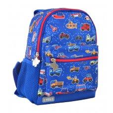 Рюкзак дитячий  YES  K-16 Funny cars, 22.5*18.5*9.5