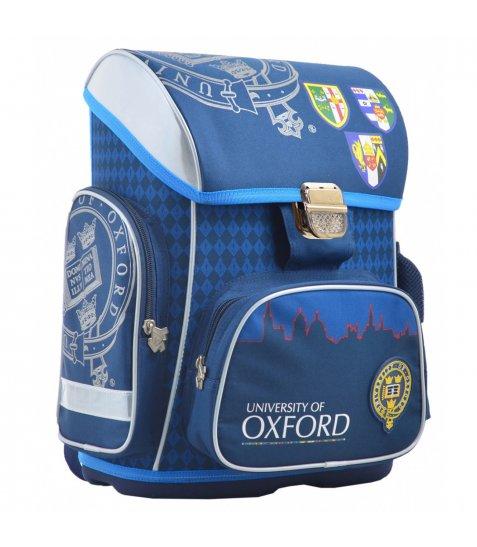 Рюкзак шкільний каркасний  YES  H-26 Oxford, 40*30*16