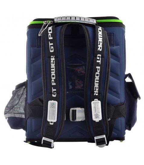 Рюкзак шкільний каркасний  YES  H-18 Power, 34.5*27*14