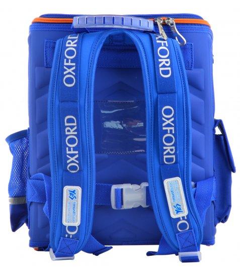 Рюкзак шкільний каркасний  YES  H-18 Oxford, 35*28*14.5