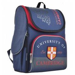 Рюкзак шкільний каркасний  YES  H-11 Cambridge, 33.5*26*13.5