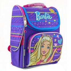 Рюкзак шкільний каркасний  YES  H-11 Barbie, 33.5*26*13.5