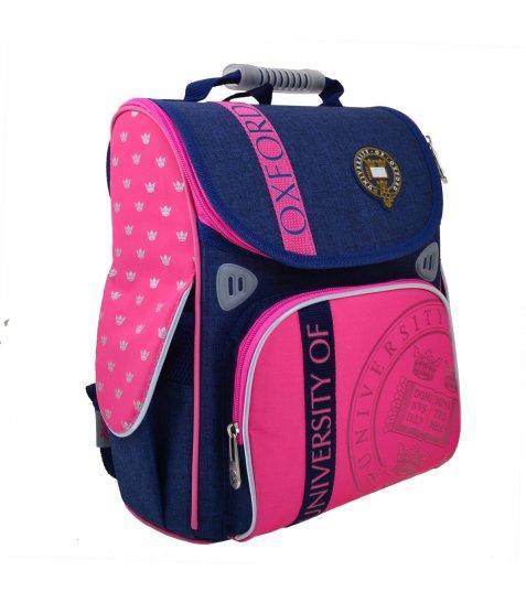 Рюкзак шкільний каркасний  YES  H-11 Oxford, 33.5*26*13.5 555194