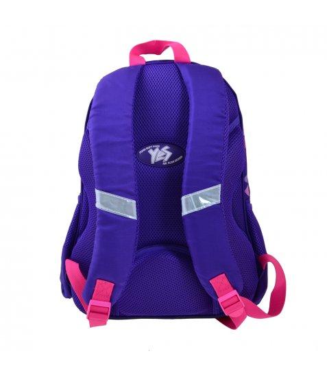 Рюкзак шкільний YES  S-21 Barbie, 40*29*12.5