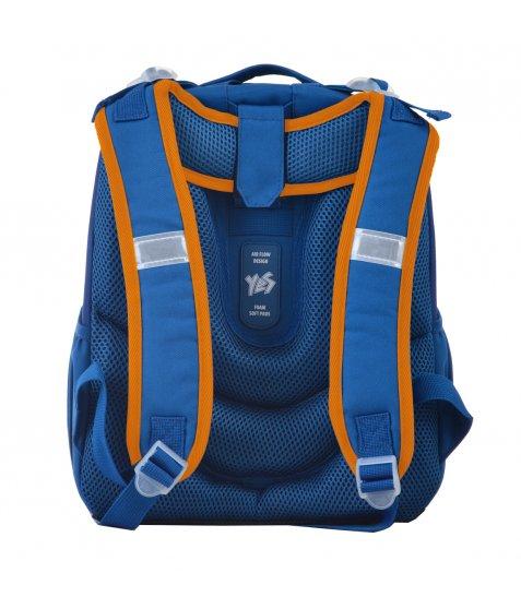 Рюкзак шкільний каркасний  YES  H-25 Oxford, 35*26*16