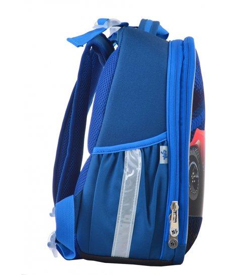 Рюкзак шкільний каркасний  YES  H-25 Extreme, 35*26*16