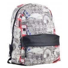 Рюкзак молодіжний  YES ST-28 London, 34*24*13.5