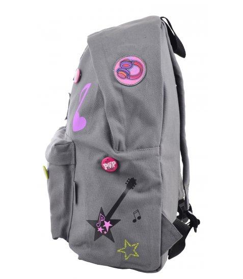 Рюкзак молодіжний YES  ST-32 Rock Star, 40.5*31.5*14