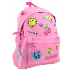 Рюкзак молодіжний YES  ST-32 Smiley World, 40.5*31.5*14