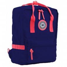Рюкзак для підлітків YES  ST-24 Navy peony, 36*25.5*13.5