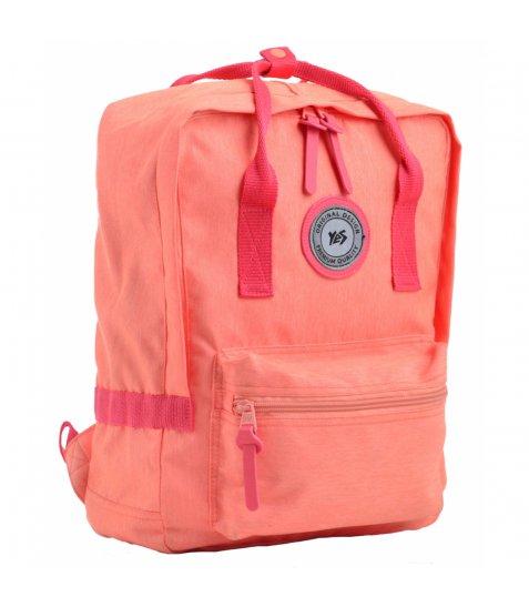 Рюкзак для підлітків YES  ST-24 Safety orange, 36*25.5*13.5