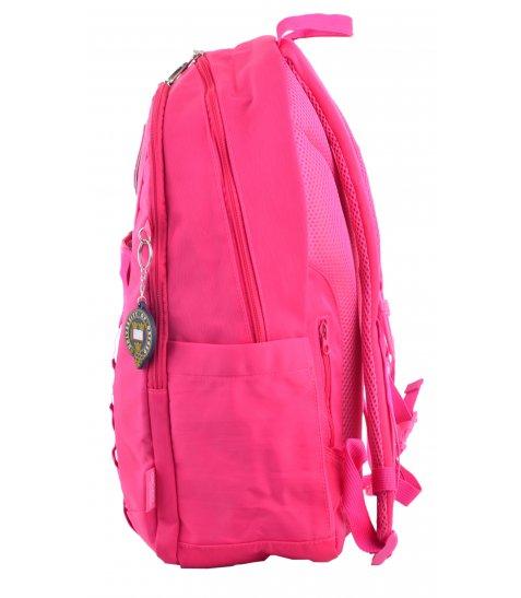 Рюкзак молодіжний YES  OX 348, 45*30*14, рожевий