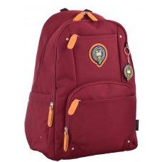 Рюкзак молодіжний YES  OX 347, 45*29.5*14, бордовий