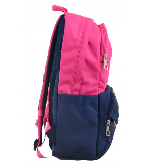 Рюкзак молодіжний YES  OX 355, 45.5*29.5*13.5, рожево-синій