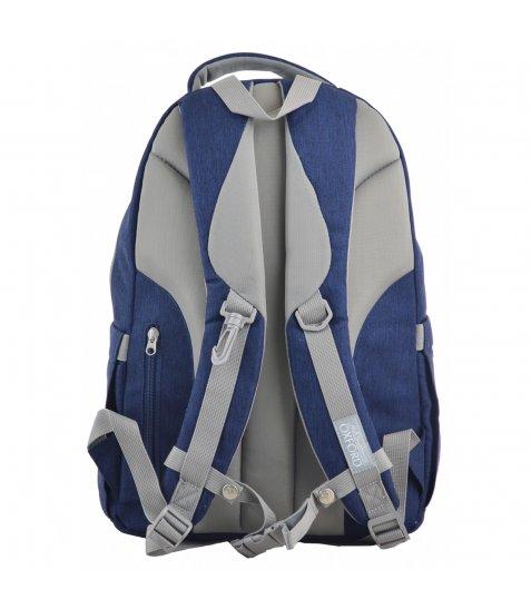 Рюкзак молодіжний YES  OX 391, 45*30*14.5, синій
