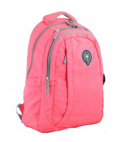 Рюкзак молодіжний YES  OX 391, 45*30*14.5, рожевий