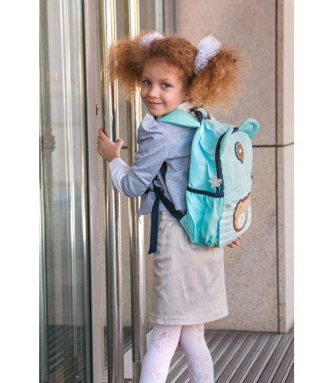 Рюкзак дитячий  YES  j100, 32*24*14.5, блакитний