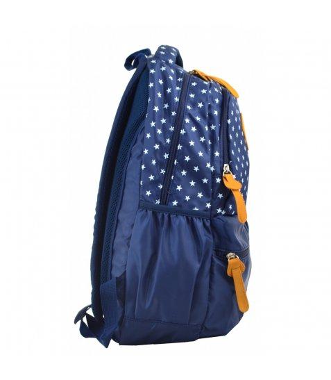Рюкзак молодіжний YES  CA 144, 48*30*15, синій