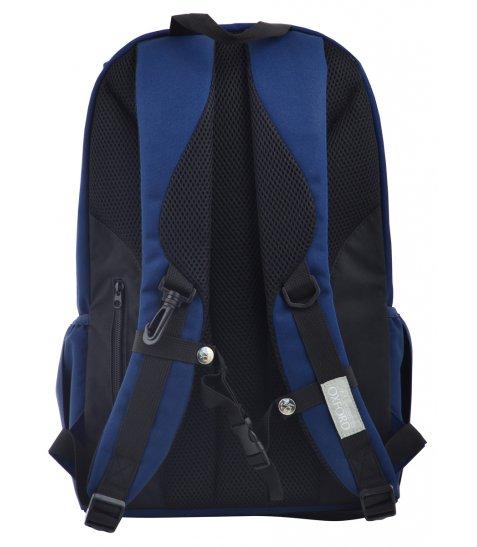 Рюкзак молодіжний YES  OX 282, 45*30.5*15, темно-синій