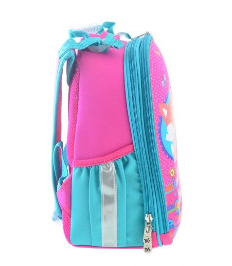Рюкзак шкільний каркасний  YES  H-25 Hearts, 35*26*16