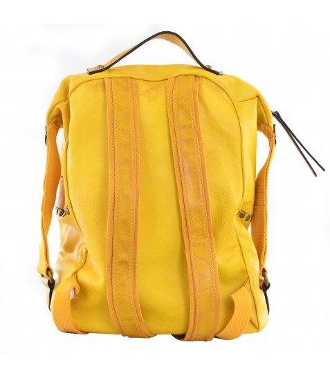 Рюкзак молодіжний YES YW-20, 26*35*13.5, жовтий