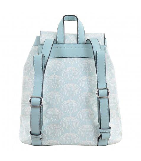 Рюкзак молодіжний YES YW-25, 17*28.5*15, сіро-блакитний