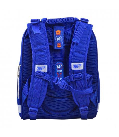 """Рюкзак шкільний  каркасний YES H-12 """"Nitro Speed"""""""