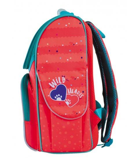 """Рюкзак шкільний  каркасний YES H-11 """"Enchantimals"""""""