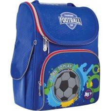 """Рюкзак шкільний  каркасний YES H-11 """"Born To Play"""""""