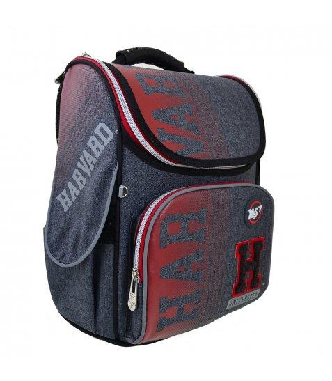 """Рюкзак шкільний  каркасний YES H-11 """"Harvard"""""""