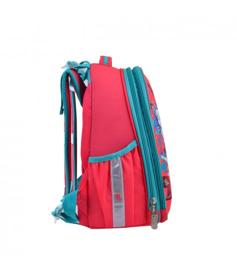 """Рюкзак шкільний  каркасний YES H-25 """"Enchantimals"""""""