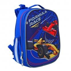 """Рюкзак шкільний  каркасний YES H-25 """"Formula Race"""""""