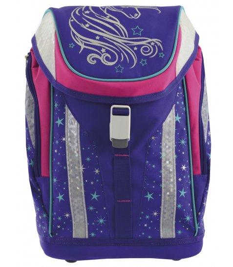 """Рюкзак шкільний  каркасний YES H-30 """"Unicorn"""""""
