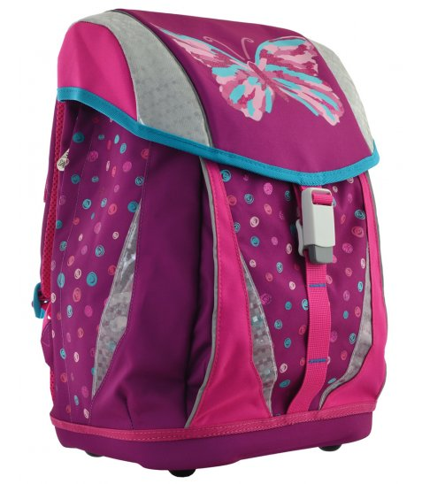 """Рюкзак шкільний  каркасний YES H-32 """"Butterfly"""""""