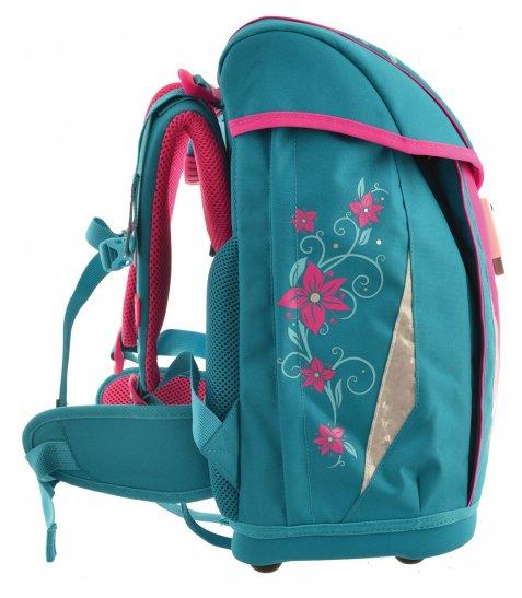 """Рюкзак шкільний  каркасний YES H-32 """"Heart"""""""