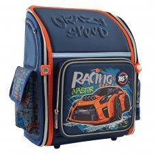 """Рюкзак шкільний  каркасний YES H-18 """"Racing"""""""