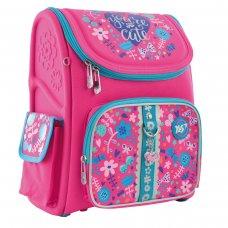 """School hardframe backpack  H-17 """"Cute"""""""