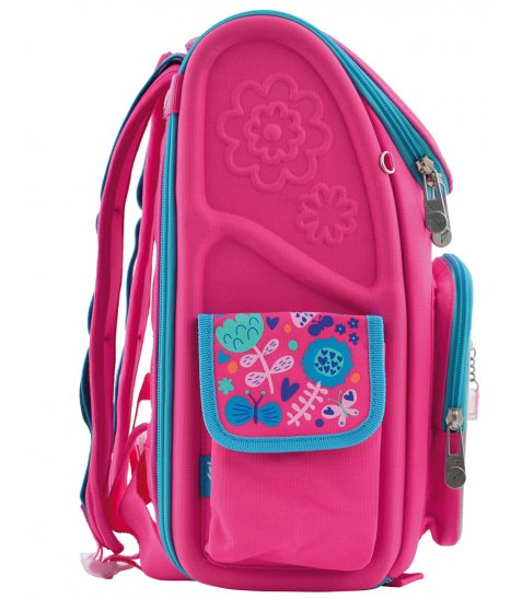 """Рюкзак шкільний  каркасний YES H-17 """"Cute"""""""