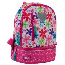 "Kids backpack K-21 ""Flowers"""