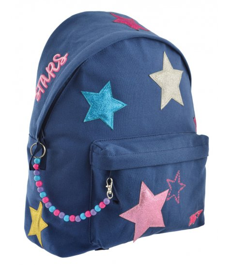 "Рюкзак молодіжний YES  ST-32 Glitter ""Stars"""