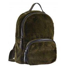 Female backpack  YW-10, green
