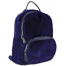 Female backpack  YW-10, blue