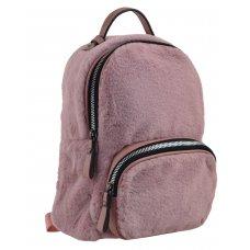 Female backpack  YW-10, pink