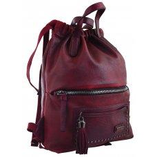 Рюкзак жіночий YES YW-11, бордовий