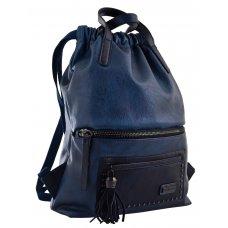 Рюкзак жіночий YES YW-11, джинсовий синій