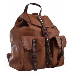 Рюкзак жіночий YES YW-13, рудий