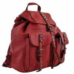 Рюкзак жіночий YES YW-13, цегловий