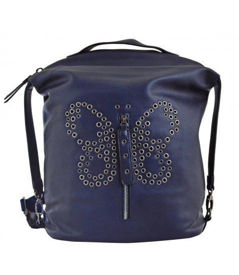 Рюкзак жіночий YES YW-17,  синій