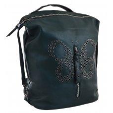 Рюкзак жіночий YES YW-17,  зелений