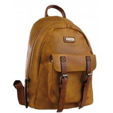 Рюкзак жіночий YES YW-18,  гірчичний